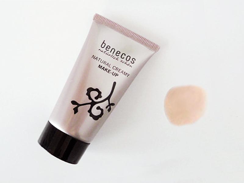 "BENECOS: Fondotinta Natural Creamy ""Nude"""