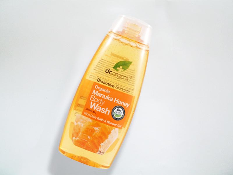 DR. ORGANIC Manuka Honey Body Wash