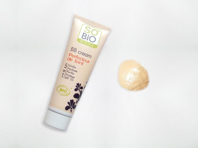 BB CREAM SO' BIO ETIC: la prima BB Cream completamente naturale