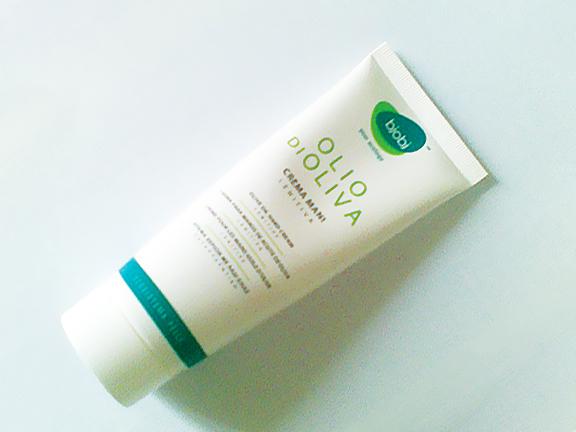 BJOBJ: crema mani olio di oliva – azione lenitiva