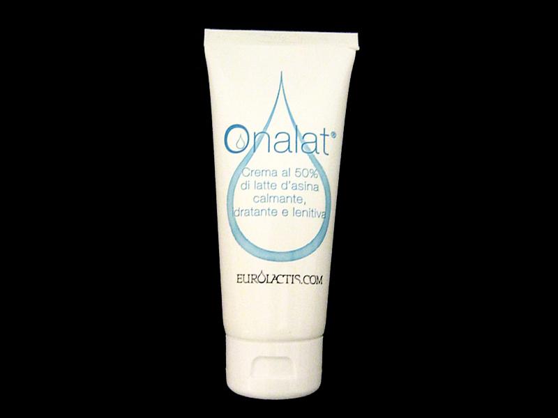 Eurolactise Onalat Creme al 50 latte di asina viso e corpo