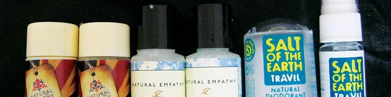 CRYSTAL SPRING & NATURAL EMPATHY: samples review