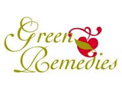 green remiedies logo