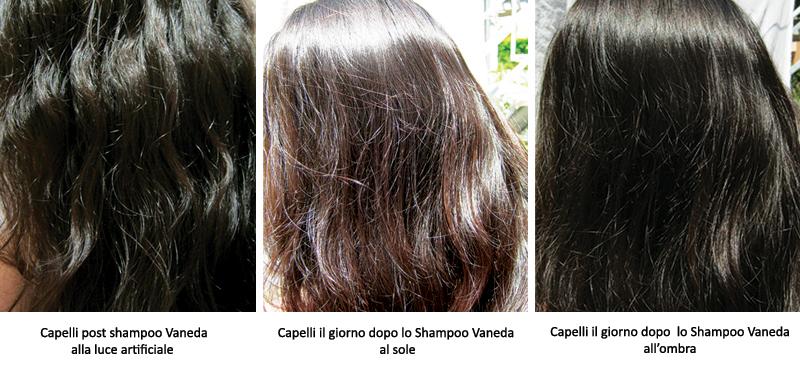 capelli post shampoo