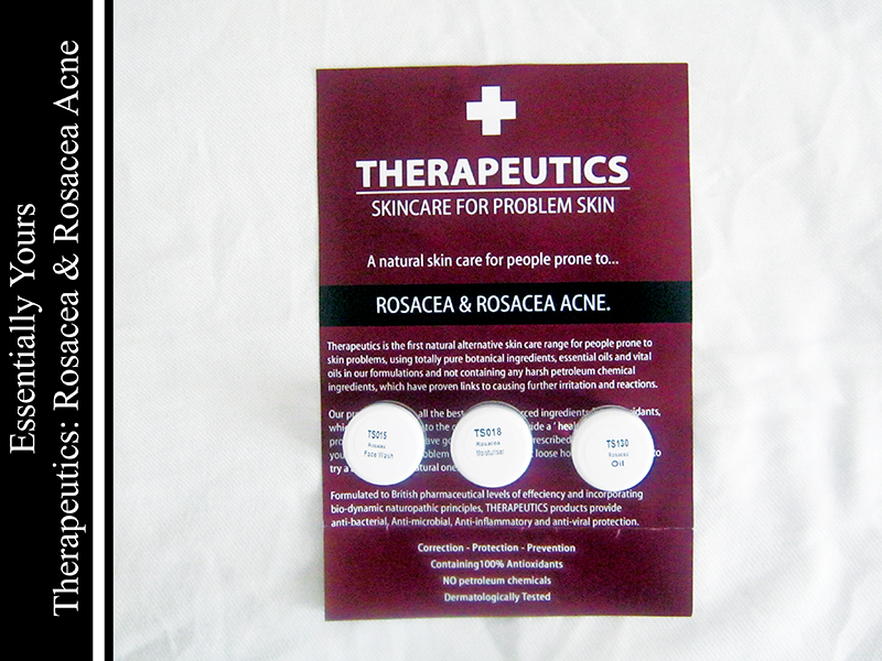 Essentially Yours-rosacea and rosacea acne