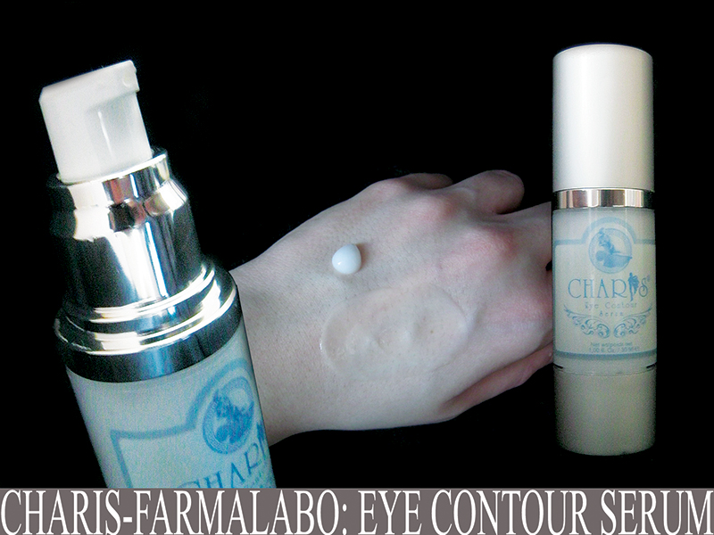 charis eye contour serum