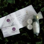 OH!ORGANICS: Melissa samples (review)