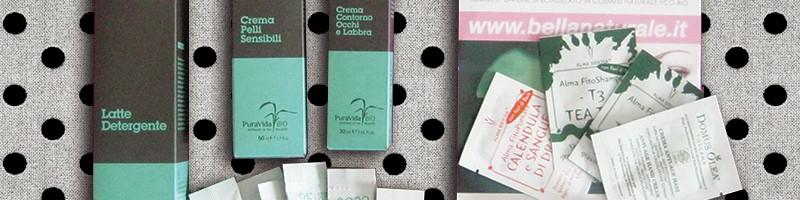 BELLANATURALE.IT: nuovo e-commerce italiano di cosmesi eco-bio ed accessori ecologici per la cura personale; Puravida Bio, Alma Briosa, Bio Kroll, Domus Olea Toscana (review)