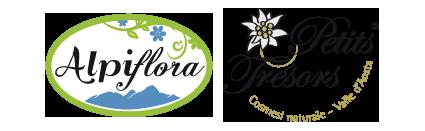 alpiflora-Petits Trésors logo