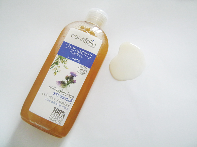 centifolia shampoo antiforfora