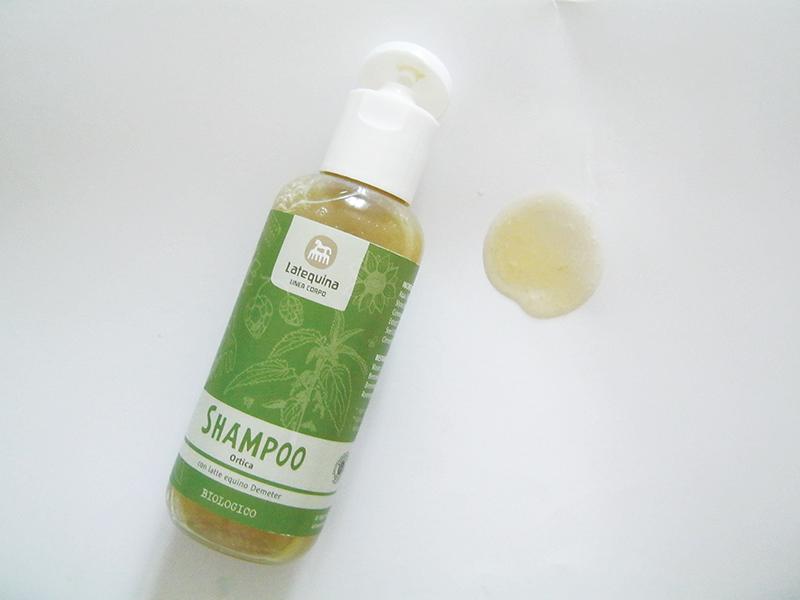 shampoo latequina