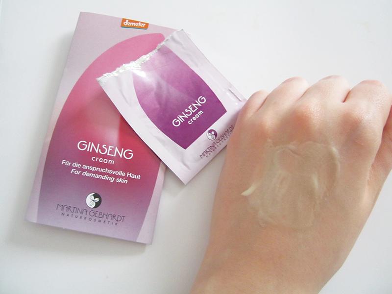 MG Ginseng Cream