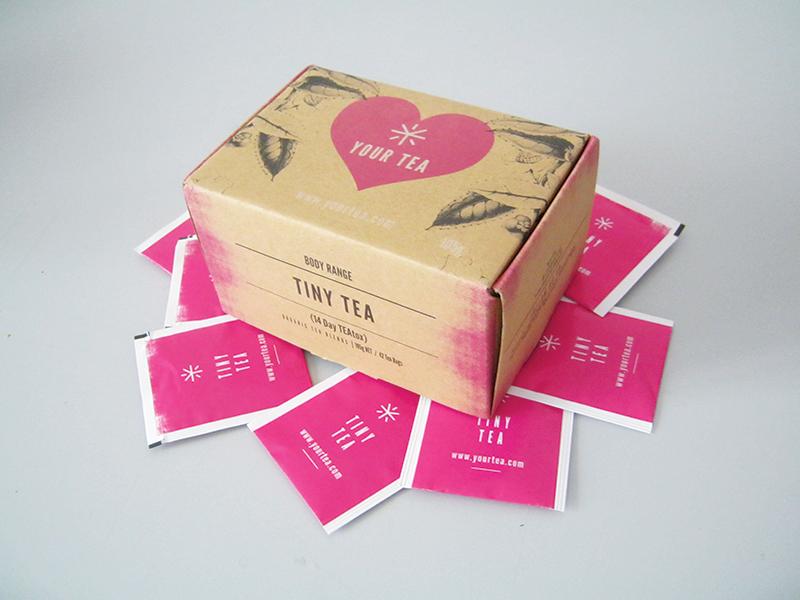 Your Tea- Tiny Tea Teatox Box