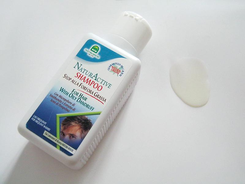 NaturActive-shampoo forfora grassa