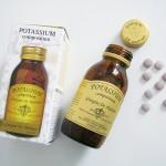 GIORGINI DR. MARTINO: POTASSIUM COMPOSITUM, integratore per l'equilibrio idrosalino, muscolare e circolatorio dell'organismo (review)