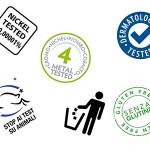 MARKETING DEI BOLLINI: certificazioni ed etichette superflue sulle confezioni dei cosmetici
