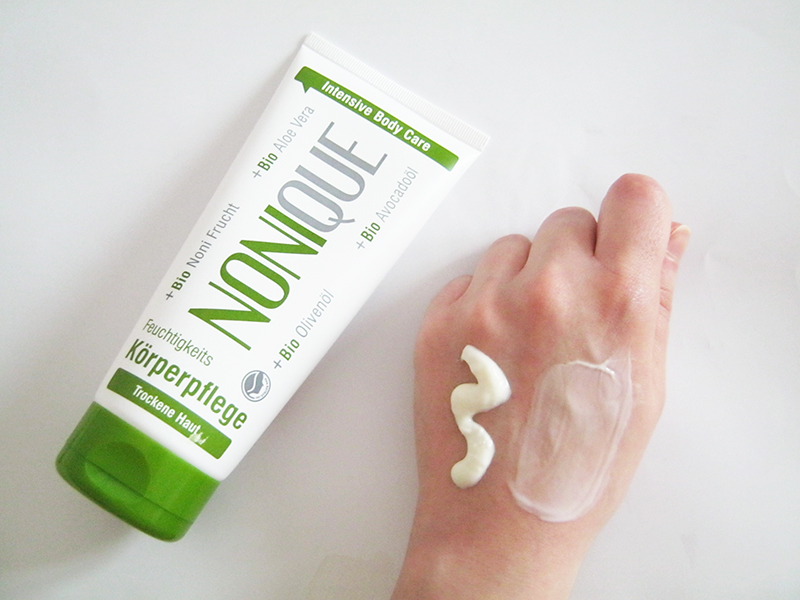 NONIQUE - intensive crema corpo