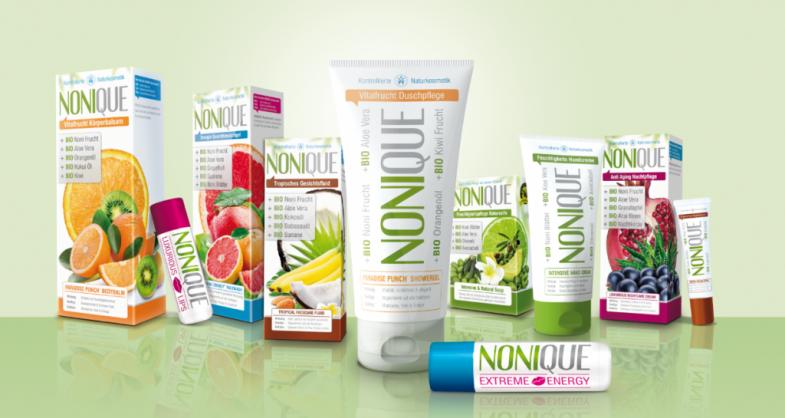 Nonique cosmetici naturali ed ecobio certificati