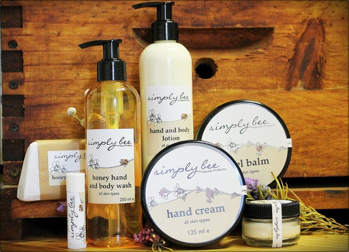 simply bee natural products