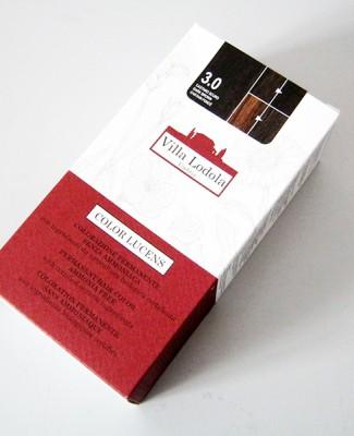 VILLA LODOLA – COLOR LUCENS: tinta vegetale permanente per una perfetta colorazione e copertura dei capelli bianchi