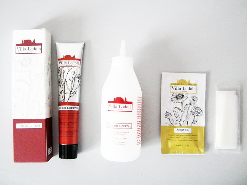 VILLA LODOLA tinta Color Lucens kit