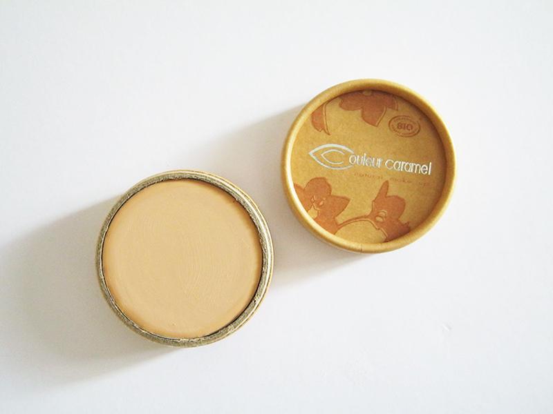 COULEUR CARAMEL: Correttore in crema anti-imperfezioni