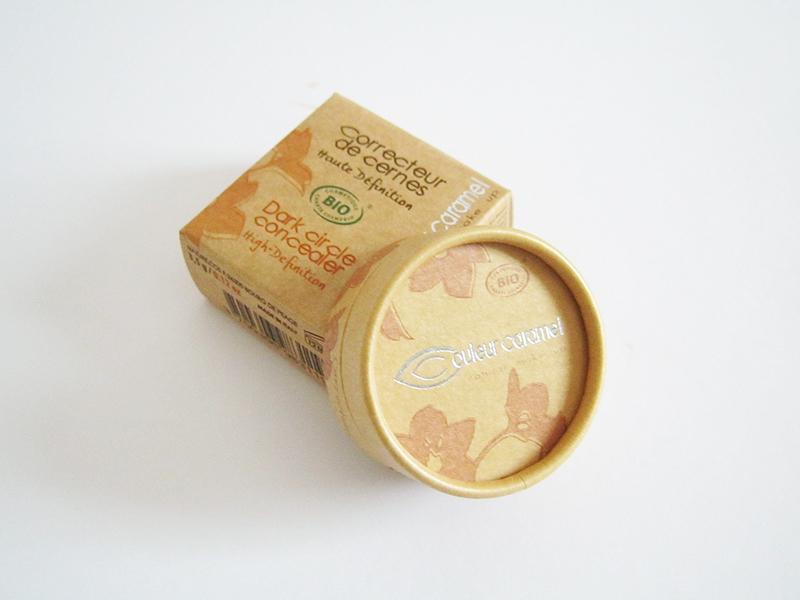 COULEUR CARAMEL correttore crema 11 packaging