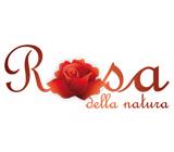 rosa della natura logo shop