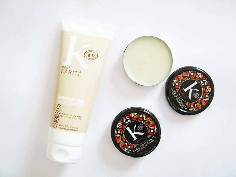 HPS MILANO - K POUR KARITE Shampoo e cera modellante