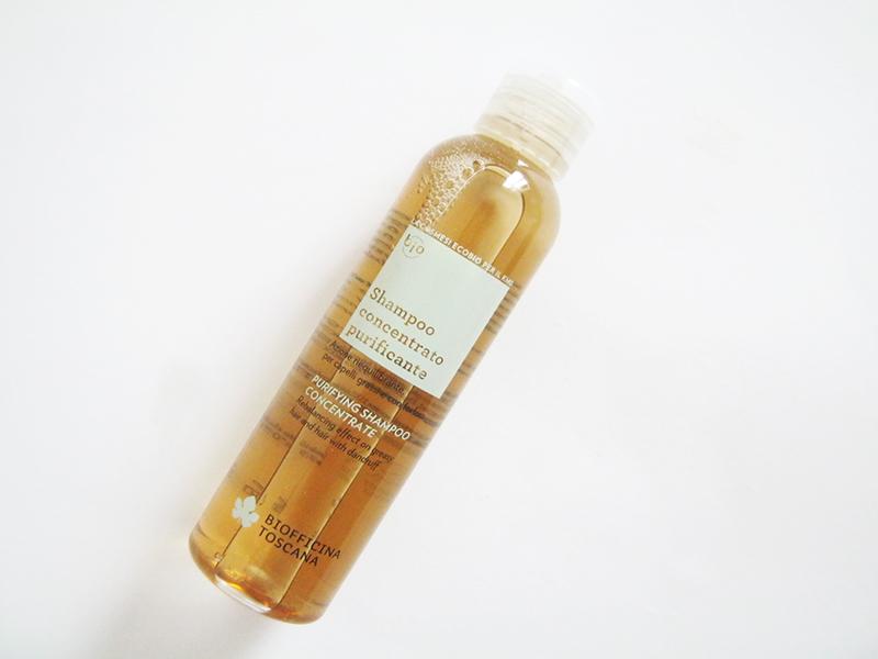 BIOFFICINA TOSCANA shampoo purificante