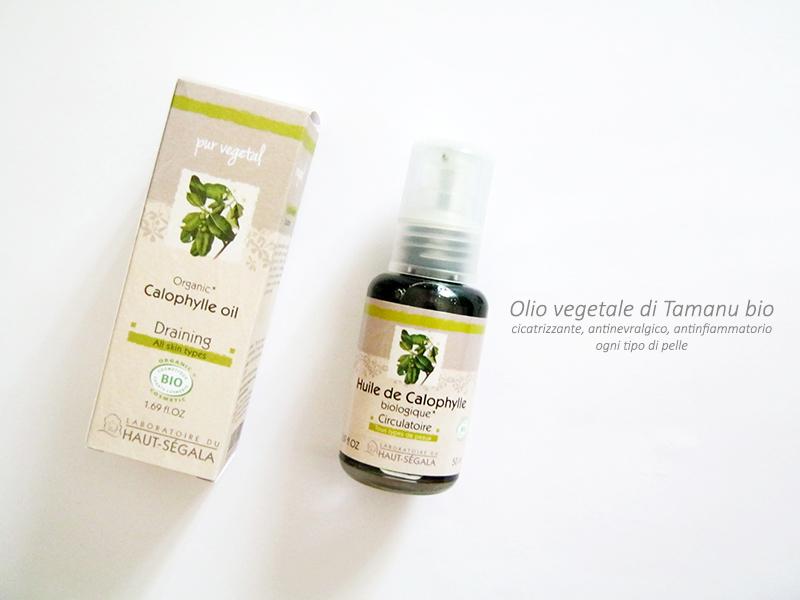 HAUT-SEGALA olio vegetale di tamanu