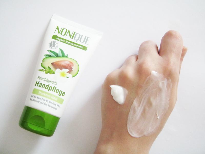 NONIQUE Intensive crema mani Natrue