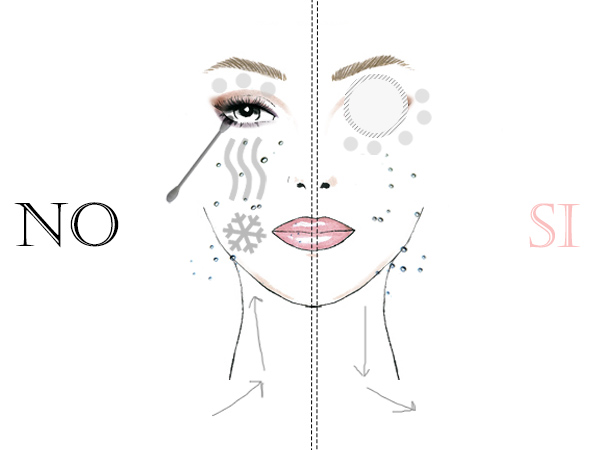 gesti sbagliati nella beauty routine