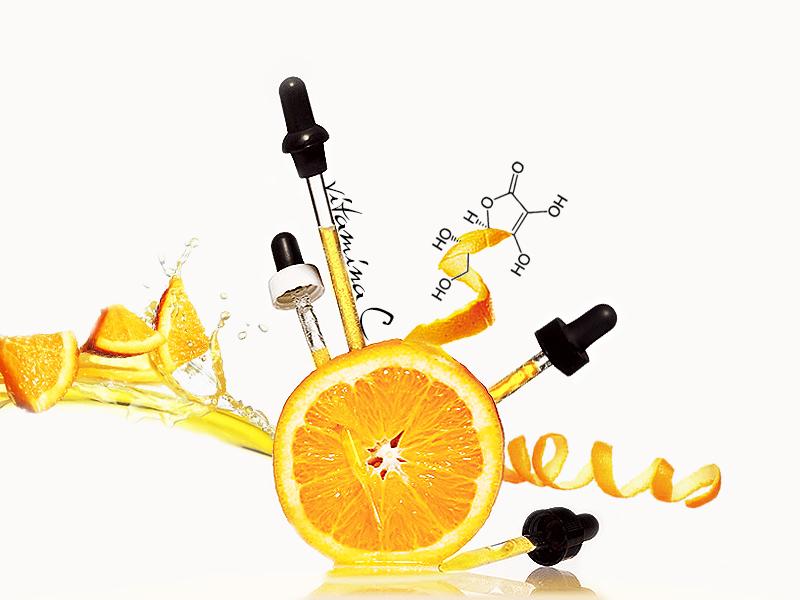 vitamina C uso topico