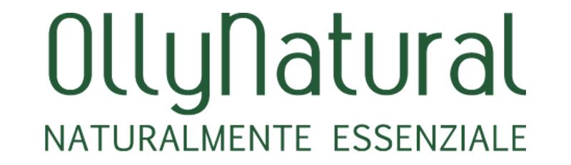 OllyNatural - Naturalmente Essenziale logo