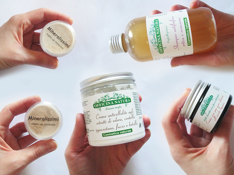 Bioteko Officina Natura cosmetici e make up