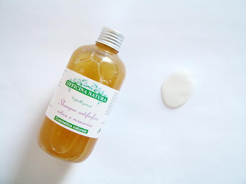 Bioteko Officina Natura shampoo antiforfora