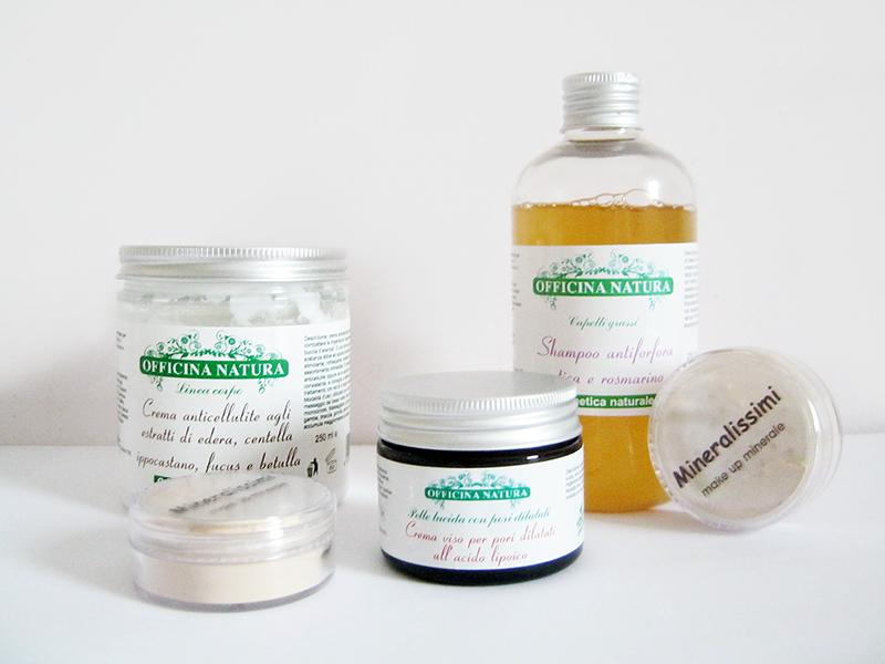 Bioteko cosmetici naturali