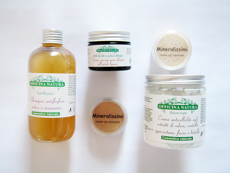 Bioteko prodotti skin care e makeup bio