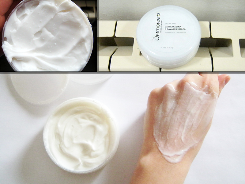 Dermorevita texture crema mani