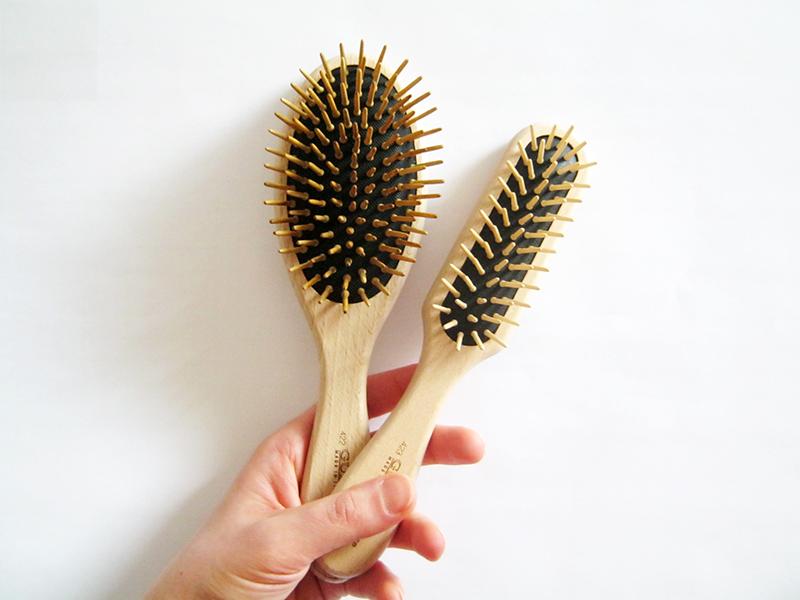 Guenzani spazzole in legno nr 422 e 423