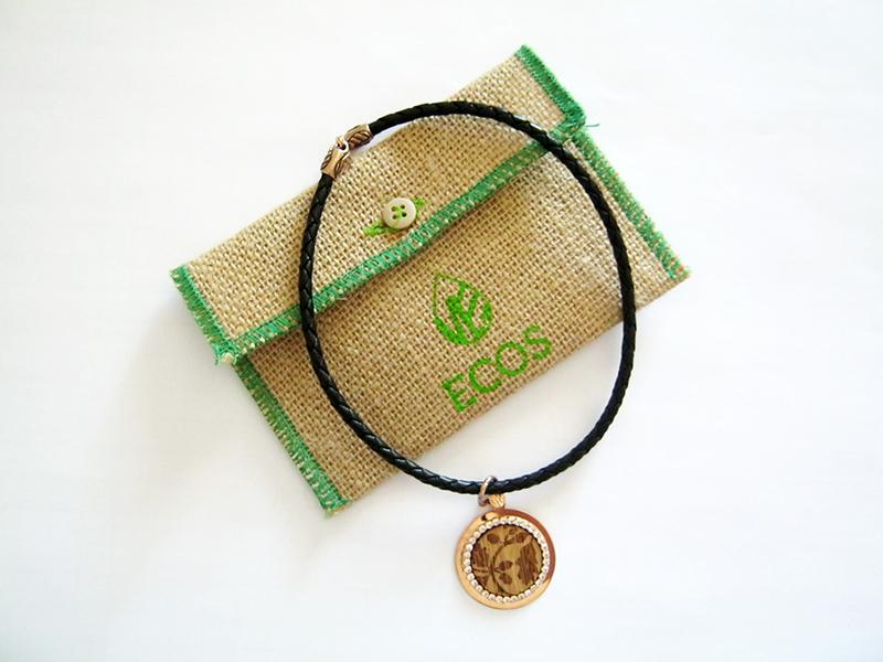 Ecos Jewel bracciale e pochette