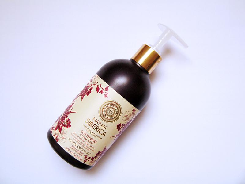 Natura Siberica - Crema Sapone Delicato (Softnening Cream Soap)