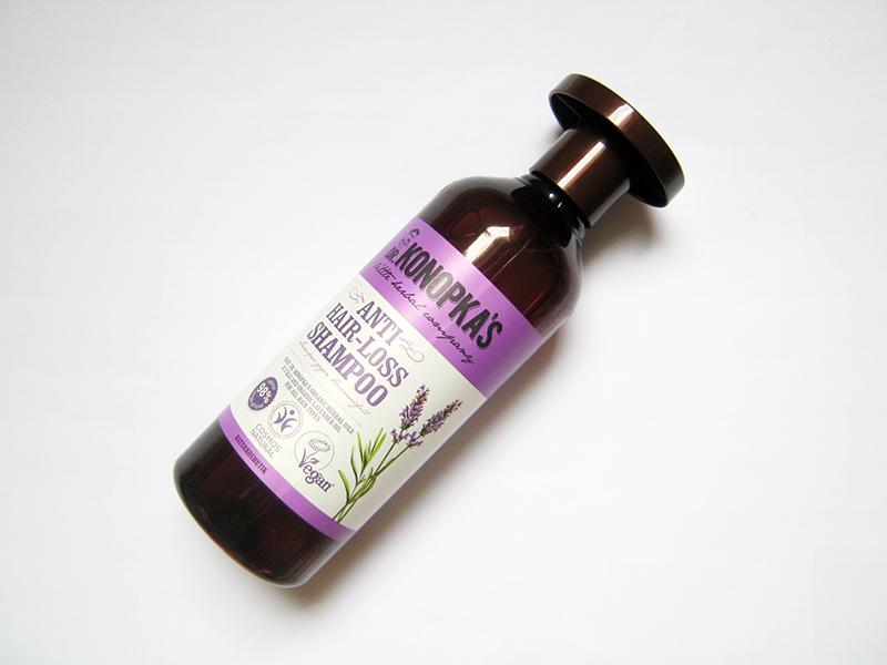 Dr. Konopkas shampoo anti hair-loss