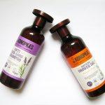 DR. KONOPKA'S: Shampoo Anti Hair-Loss e Shower Gel Shooting. Biocosmetici con speciali miscele di erbe fitoterapiche