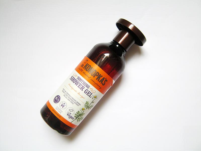 Dr. Konopkas shower gel soothing
