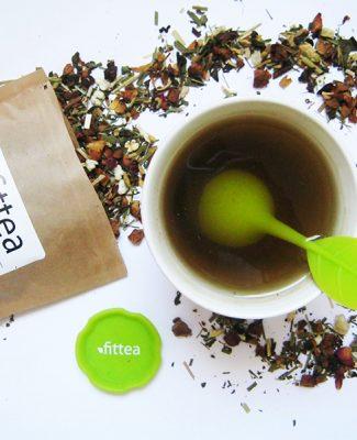 FITVIA: Body Detox Tea 28 giorni