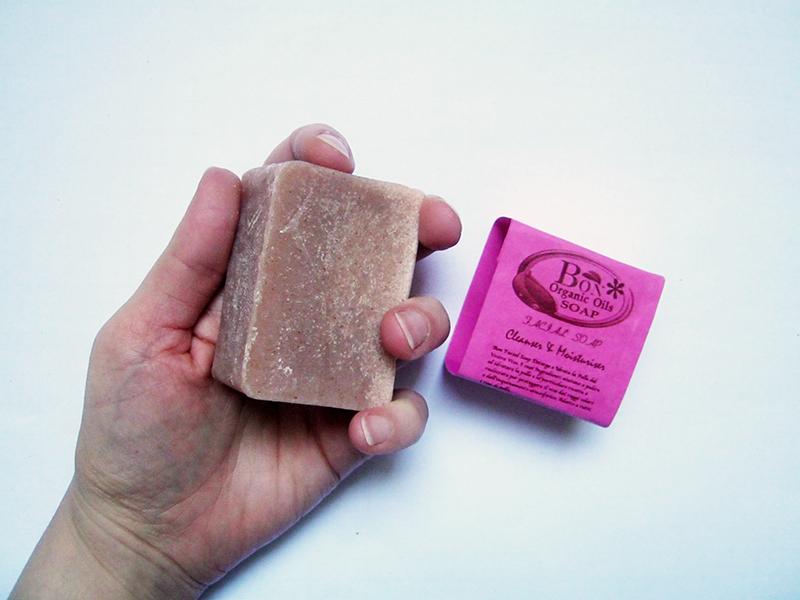 BON facial soap detergente struccante