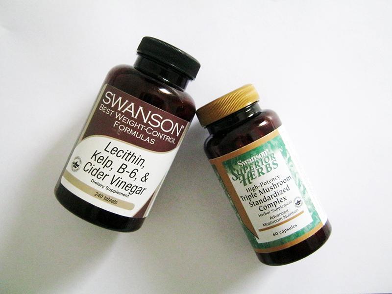 SWANSON HEALTH PRODUCTS EUROPE: un integratore dimagrante ed un integratore immunostimolante micoterapico