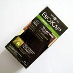 BIOKAP NUTRICOLOR DELICATO: Tinta 4.0 – Castano Naturale, la tinta vegetale permanente per colorare i capelli pigmentati e bianchi